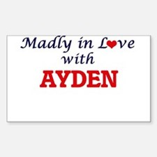 Madly in love with Ayden Decal