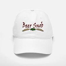 Beer Snob Baseball Baseball Cap