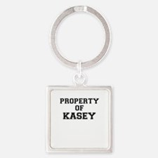 Property of KASEY Keychains