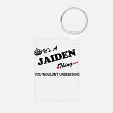 JAIDEN thing, you wouldn't understand Keychains