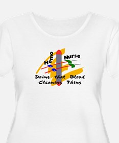 Cute Dialysis nurse T-Shirt