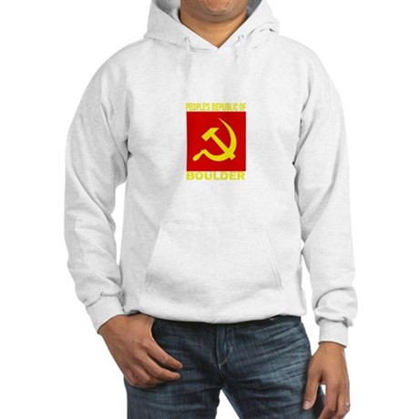 People's Republic of Boulder Hooded Sweatshirt