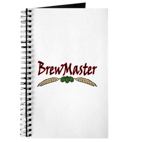 Brew Master Journal
