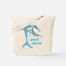 Pool Shark Tote Bag