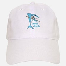 Pool Shark Baseball Baseball Cap
