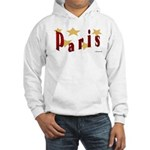 Paris Hooded Sweatshirt