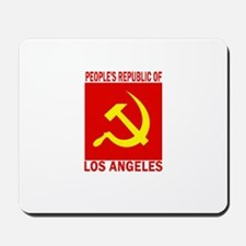 People's Republic of Los Ange Mousepad