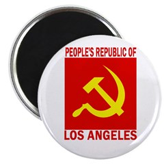 People's Republic of Los Ange Magnet