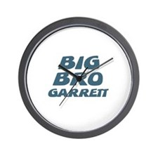 Big Bro Garrett Wall Clock