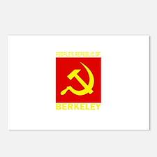 People's Republic of Berkeley Postcards (Package o