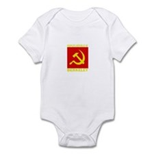 People's Republic of Berkeley Infant Bodysuit