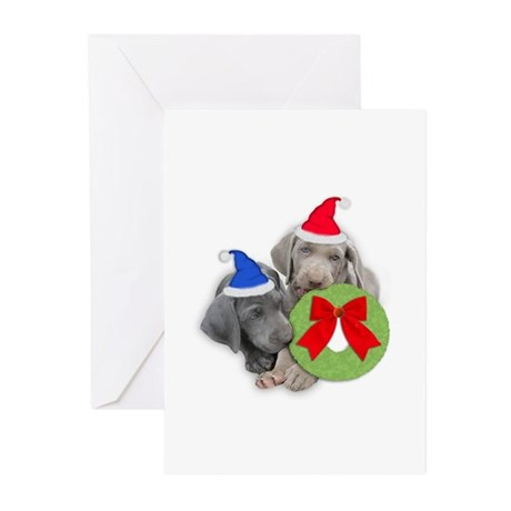 Holiday Pups Greeting Cards (Pk of 20)