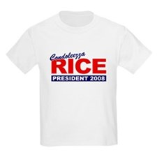 Condoleezza Rice 2008 Kids T-Shirt