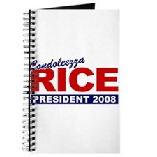 Condoleezza Rice 2008 Journal