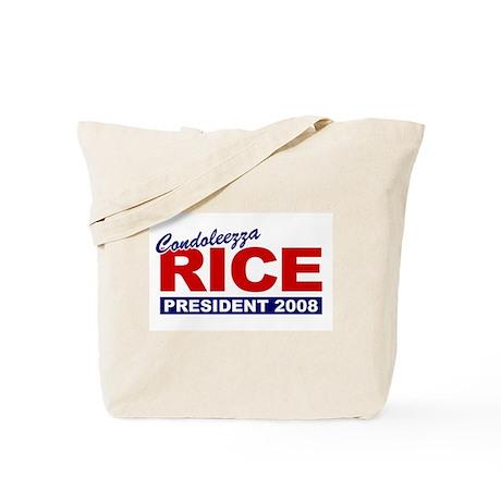 Condoleezza Rice 2008 Tote Bag