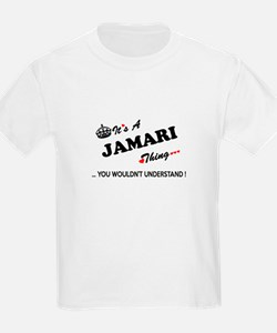 JAMARI thing, you wouldn't understand T-Shirt