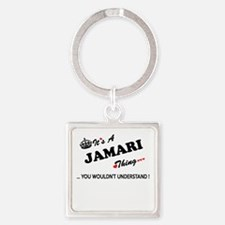 JAMARI thing, you wouldn't understand Keychains