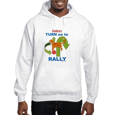 TOLLER Rally Hooded Sweatshirt