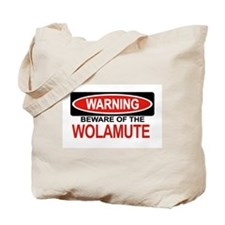 WOLAMUTE Tote Bag