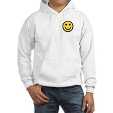 Classic Yellow Smiley Face Hoodie
