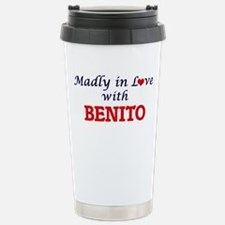 Madly in love with Beni Travel Mug