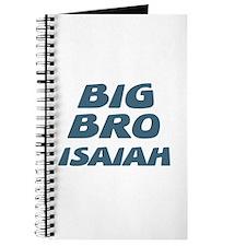 Big Bro Isaiah Journal