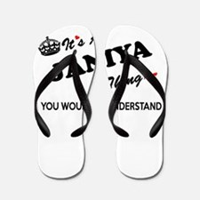 JANIYA thing, you wouldn't understand Flip Flops