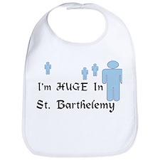 I'm Huge In St. Barthelemy Bib