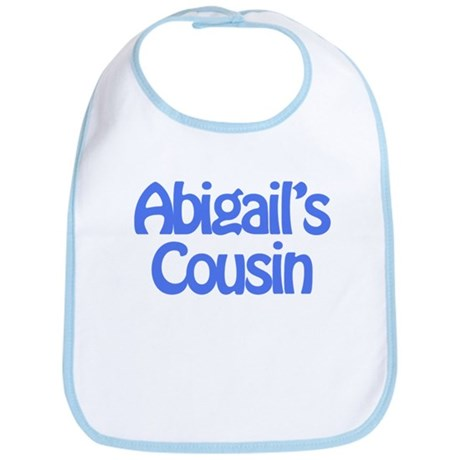 Abigail's Cousin Bib
