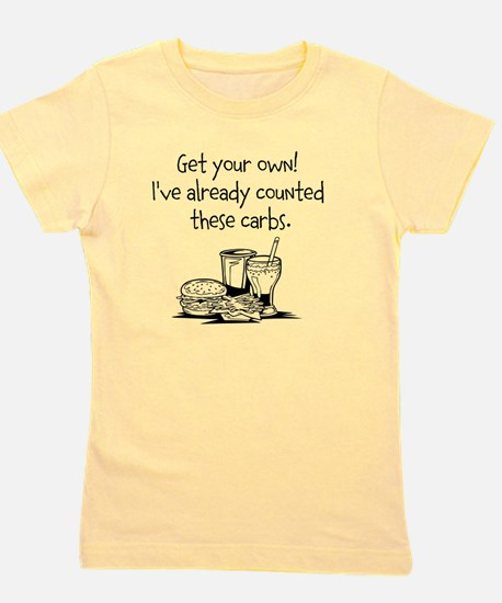 Counted These Carbs T-Shirt
