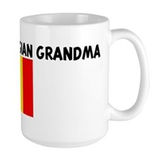 I LOVE MY BELGIAN GRANDMA Mug