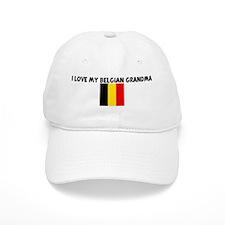 I LOVE MY BELGIAN GRANDMA Cap