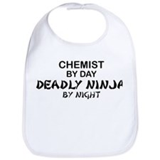 Chemist Deadly Ninja by Night Bib