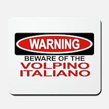 VOLPINO ITALIANO Mousepad