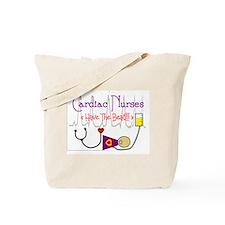 Cute Cardiac nurse Tote Bag