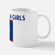 I LOVE BELIZEAN GIRLS Mug