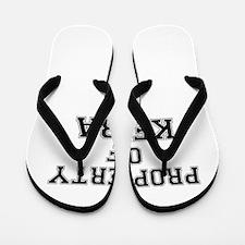 Property of KEIRA Flip Flops