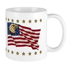 Eagles Pride & U.S. Seal Eagle Mug
