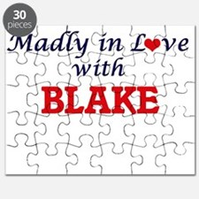 Madly in love with Blake Puzzle