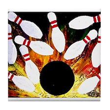 Unique Bowl Tile Coaster