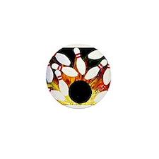 Cool Bowling Mini Button