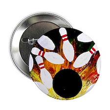 """Unique Bowling 2.25"""" Button"""