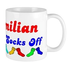 Maximilian Rocks Socks (B) Mug