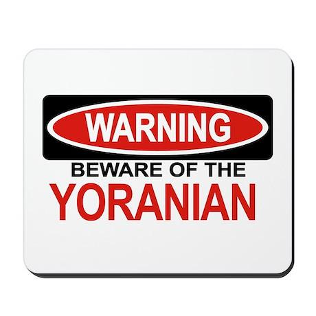 YORANIAN Mousepad