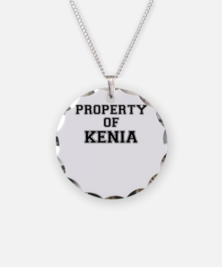 Property of KENIA Necklace