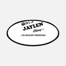 JAYLEN thing, you wouldn't understand Patch