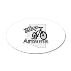 Bike Arizona Wall Sticker