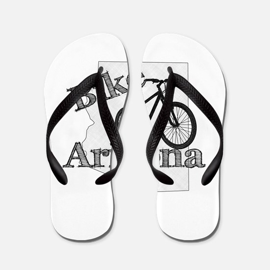 Bike Arizona Flip Flops