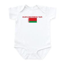 BELARUSIAN DRINKING TEAM Infant Bodysuit