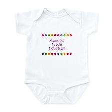 Auntie's Little Love Bug Infant Bodysuit